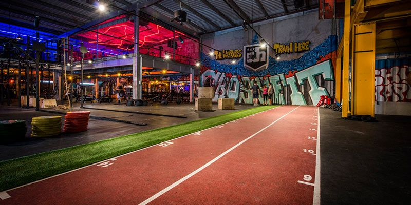 Warehouse Gym – O-14, Business Bay                     Dubai