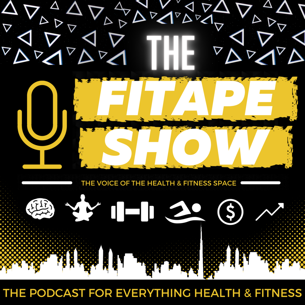 THE HEALTH AND FITNESS PODCAST