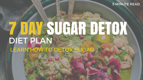 7 Day Sugar Detox Diet Plan – MYFITAPE