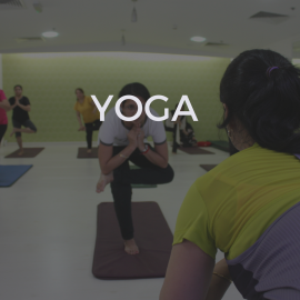 Personal Yoga Trainer In Dubai