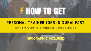 PERSONAL TRAINER JOBS IN DUBAI