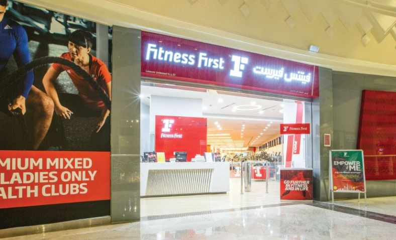Fitness First – Oasis Centre – MYFITAPE