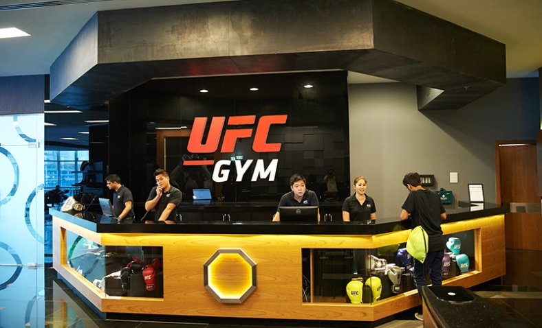 UFC Gym – Business Bay – MYFITAPE