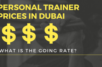Personal Trainer Dubai Price – What is the going rate?